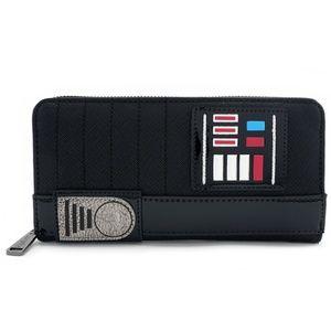Loungefly x Star Wars Darth Vader Cosplay Wallet